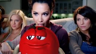 Funny M&M's Candy Commercials