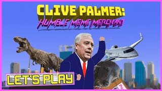 Clive Palmer: The Video Game (REVIEW)