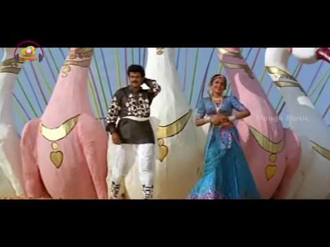 Bangaru Bullodu Movie Songs  Gudivaada Gummaro Telugu Video Song  Balakrishna  Ramya Krishna