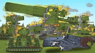 Битвы стальных гигантов. Все серии - Мультики про танки