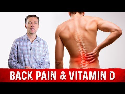 f8c24aa7e Back Pain and Vitamin D Deficiency - YouTube