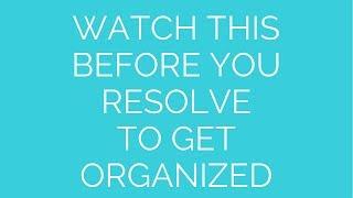 Streamlined Organization 101: Patience is Key Thumbnail