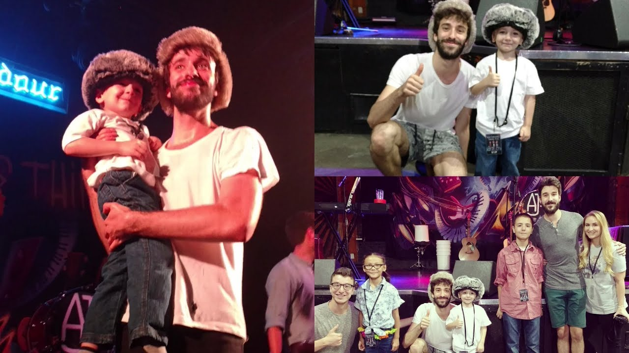 7302017 they brought him on stage ajr concert what 7302017 they brought him on stage ajr concert what everyones thinking tour kristyandbryce Choice Image