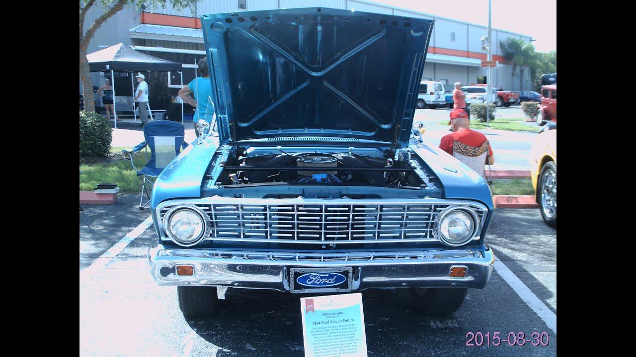 1964 Ford Falcon Futura Hardtop Blu Tavareshd073016 Youtube