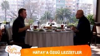 ŞEFİN MUTFAĞI HATAY SOFRASI - İstanbul Vatan Caddesinde Akdeniz Hatay Sofrası, Hataya Has yemekler.