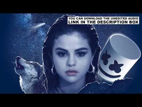 Selena Gomez & Marshmello - Wolves (Radio Disney Version)