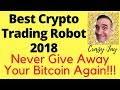 Best Free Cryptocurrency Trade Bot  2018