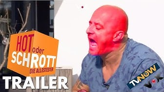 Hot oder Schrott Trailer   Neue Folgen - Detlef Steves