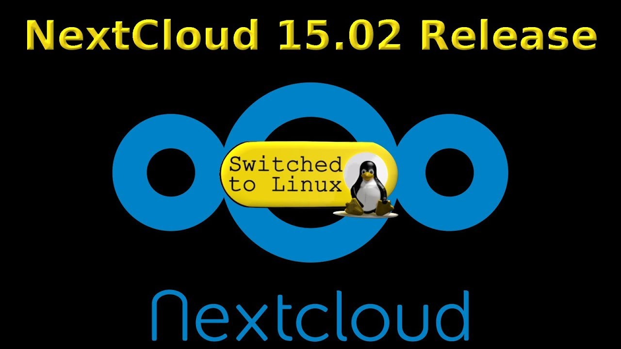 NextCloud 15 03 Quick Look