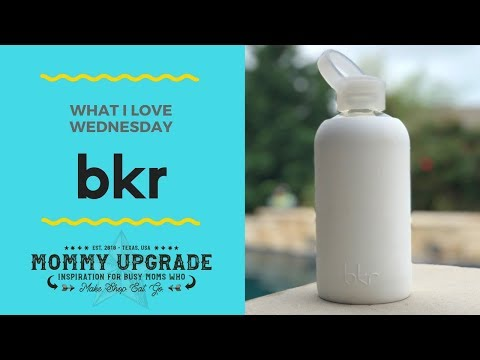 What I Love Wednesday: bkr product review