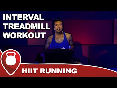 HIIT Beginner Running | Interval Treadmill Workout | Fitscope Studio