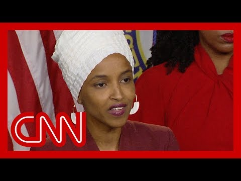 Rep. Ilhan Omar: The eyes of history are watching us