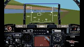 A-10 Tank Killer (PC/DOS) 1989-91, Dynamix, Inc