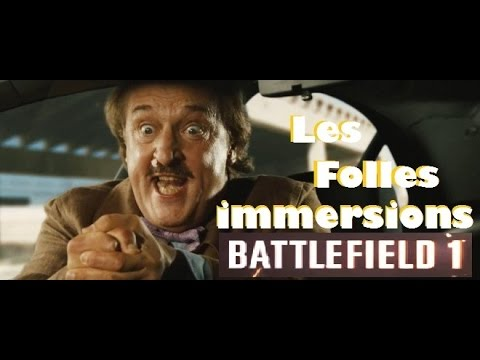 J' invite Bernard Farcy sur Battlefield 1