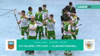 Calafell Esportiu | Hoquei | CH Mataró 2-1 CP Calafell