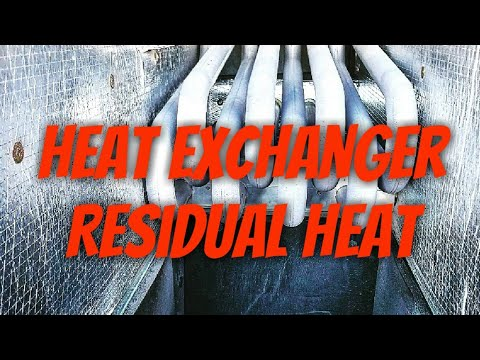 Hvac Heat Exchangers And Residual