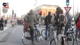 Amsterdam Bicycle Rush Hour