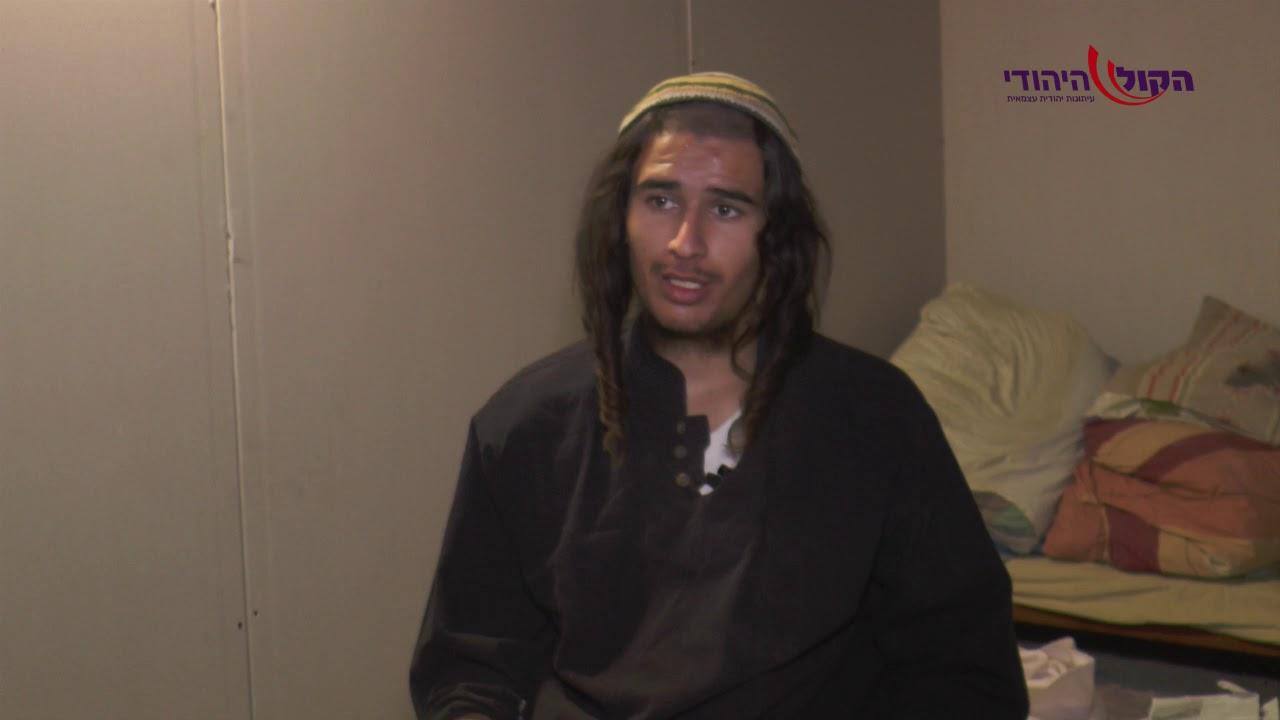 ראיון בלעדי לקול היהודי עם המורחק שמפר את הצו המנהלי