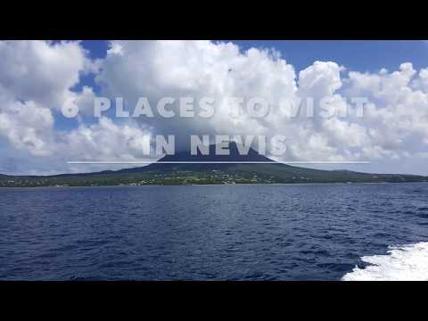 6 Places To Visit In Nevis