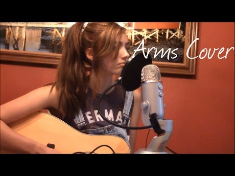 Arms - Christina Perri Cover - Brittin Lane