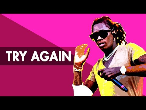 """""""TRY AGAIN"""" Trap Beat Instrumental 2017 