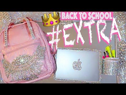 5 EASY #EXTRA BACK TO SCHOOL DIY'S!