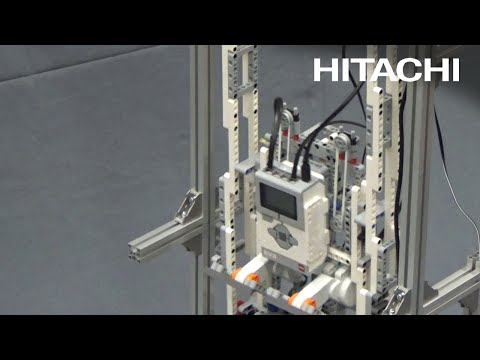 AI × Swing Robot - Hitachi