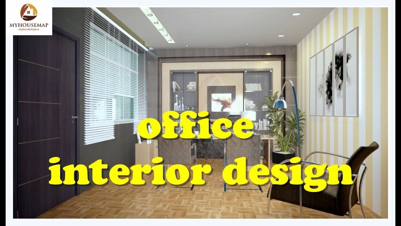 office interior design | small modern office design 2017 - YouTube