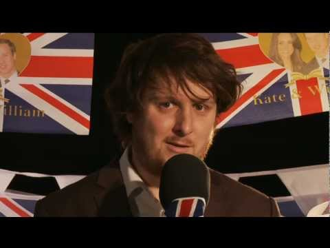 Royal wedding: Tim Key's commemorative poem