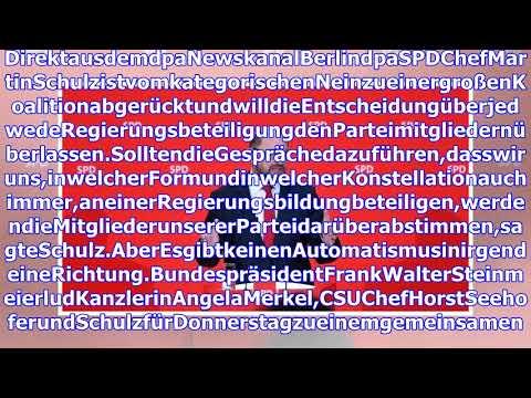 SPD offen für Gespräche über die Regierung