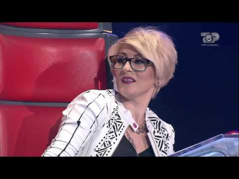 Audicionet e fshehura - Episodi 1 - Lorenc Hasrama - The Voice of Albania - Sezoni 5