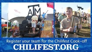 Chilifest Music Festival 2017 - Chili Cook-Off Teams