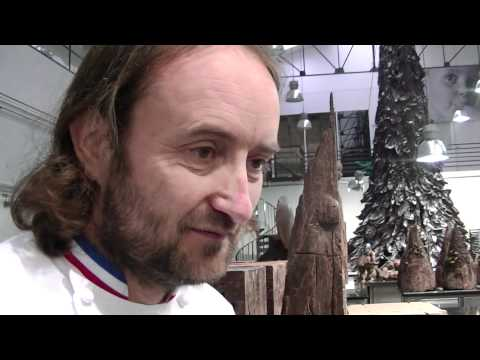 PATRICK ROGER - Ep1 recette & interview chocolat