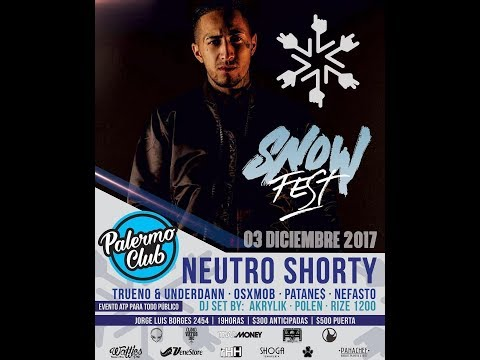Neutro Shorty  - RapStars ( Buenos Aires Edition )