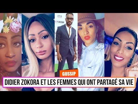 Didier Zokora et les femmes qui ont partagé sa vie