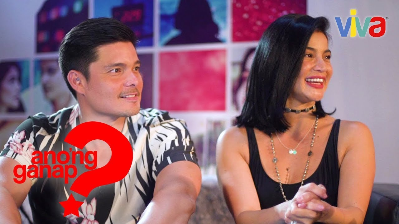 Anne Curtis & Dingdong Dantes share their characters in ...