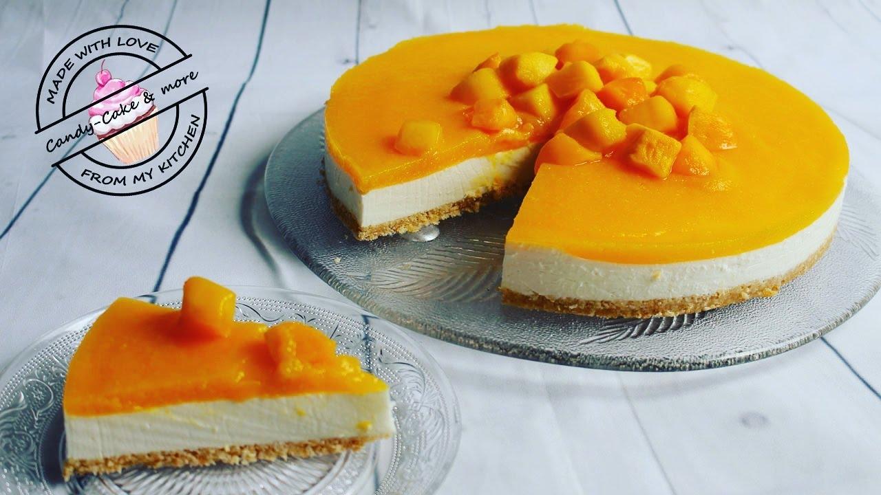 Frischkase Kuchen Mit Keksboden So Schmeckt Der Sommer No Bake