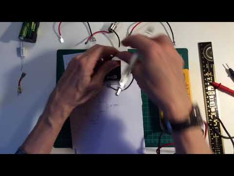 Electric circuits 4 - Potential difference