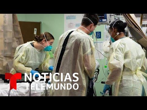 Noticias Telemundo, 23 de octubre de 2020   Noticias Telemundo