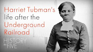 """Historian erica armstrong dunbar, author """"she came to slay,"""" discusses the remarkable, courageous life of harriet tubman, one chief conductors unde..."""