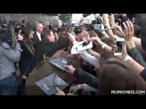 Men In Black 3. Russian Premiere