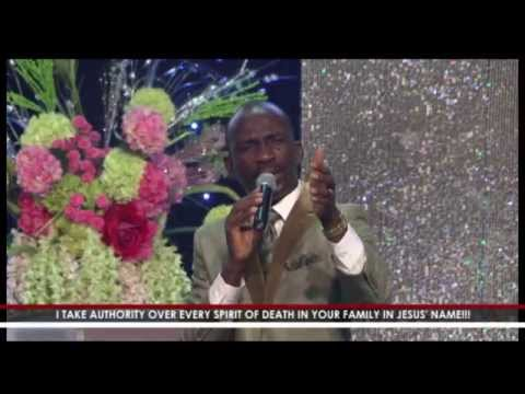 Dunamis Prayers Against The Spirit Of Death And Infirmity