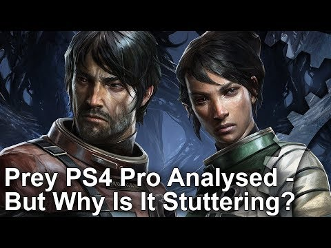 Prey's new PS4 Pro support is welcome - but the added