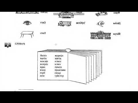 Rus Dili Qrammatikasi 1 Ci Dərs Youtube