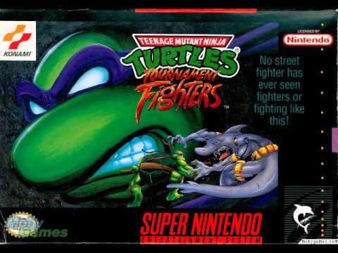 Studio 6 – Teenage Mutant Ninja Turtles:Tournament Fighters OST Extended