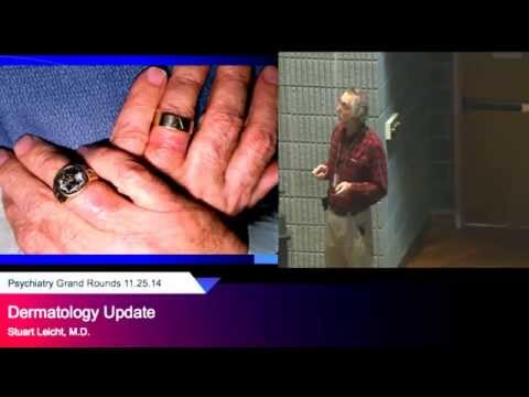 """Dermatology Update,"" Stuart Leicht, MD"
