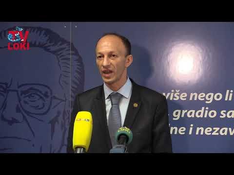 Ernest Petry odgovorio Darku Milinoviću, Gospić 22.05.2021.