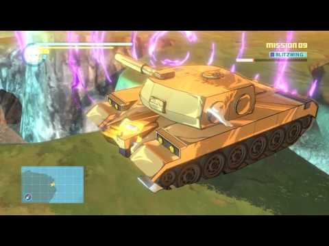 Transformers Devastation Boss - Blitzwing No Damage Commander - 60 FPS