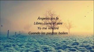 Niño sin miedo - India Martínez ft. Rachid Taha (Letra Canción)