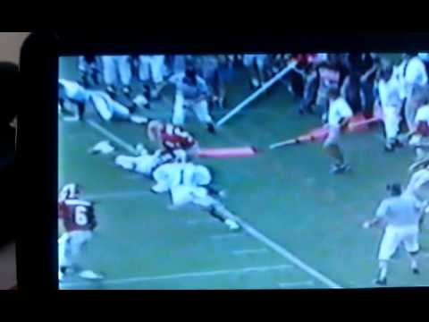 Garrison Hearst vs. Alabama 1